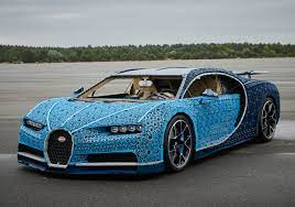 Lego Built A Full Size Bugatti Chiron And It Actually Drives Lego Cars Bugatti Chiron Bugatti