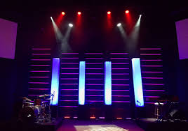 Beautiful Set Design Layers And Towers Church Stage Design Ideas Scenic Sets