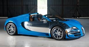 The blueblooded super car the veyron 16.4 grand sport sang bleu was the last of the series of special bugatti models, made to mark the company's centenary in 2009. 2014 Bugatti Veyron Grand Sport Vitesse Classic Driver Market