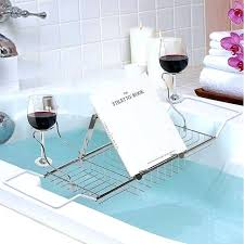 more images of bathtub book holder tags
