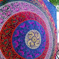 hanging beach towel. Large Indian Bohemian Mandala Tapestry Wall Hanging Beach Towel Thin Blanket Yoga Shawl Mat Tapestrie L