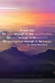 Beautiful New Day Quotes