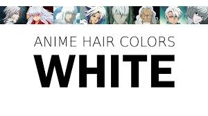 Hair Color In Anime Characters White Meaning Psychology Youtube