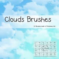 Cloud Photoshop Brushes Clouds Brushes Photoshop Brushes In Photoshop Brushes Abr Abr