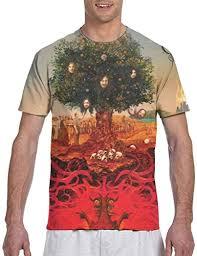 Opeth Heritage Shirt 3D Creative Print Mens Short ... - Amazon.com