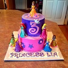 Disney Princess Birthday Cake Cakecentralcom