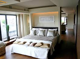 Walk In Wardrobe Modern Bedroom Apartment Design