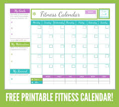 printable weight loss calendar fitness schedule maker workout plan free cl schedule template maker weekly fitness