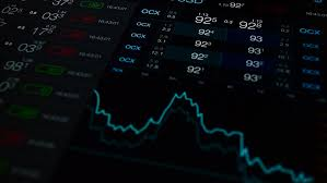 Stock Market Video Background Financial Stock Footage Video