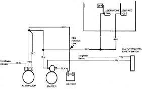 84 chevy starter wiring diagram wiring diagram 1997 454 Chevy Starter Wiring chevy alternator wiring diagram the h a m b GM Starter Wiring
