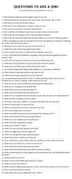 best ideas about list of questions funny list of questions to ask a girl