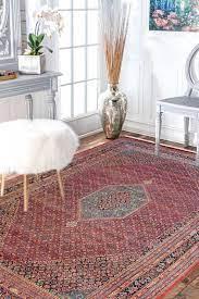 turquoise bidjar large wool rugs and