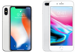 X Difference What 's The Plus Iphone Vs 8 Rx6axU