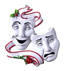 Image result for theater masks