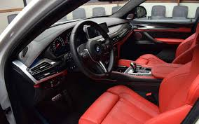 BMW Convertible bmw x6 2018 : BMW X6 M 2018 Interior - New Concept Cars