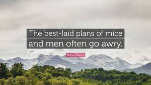 The Best Plans Quote