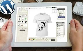 Shirt Making Software T Shirt Design Tool For Wordpress Website To Offer Customized