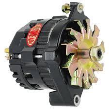 powermaster gm style race alternator 100 amp cs121 case no powermaster gm style race alternator 100 amp cs121 case no pulley black