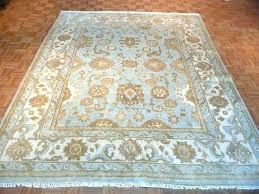 light blue persian rug rug rug 8 x hand knotted light blue beige oriental rug transitional