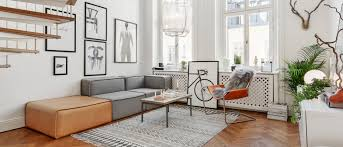 Scandinavian Living Room Design Minimalist