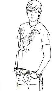 Small Picture High School Musical 1 Coloring Pages