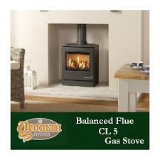 free standing stove. Gas Stove Yeoman Balanced Flue CL5 Contemporary High Efficiency Freestanding Stove. Free Standing