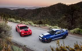 2012 Chevrolet Camaro ZL1 vs. 2013 Ford Shelby GT500 - Motor Trend