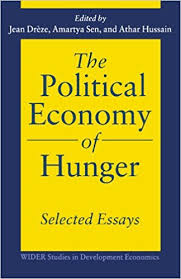 the political economy of hunger selected essays wider studies in  the political economy of hunger selected essays wider studies in development economics