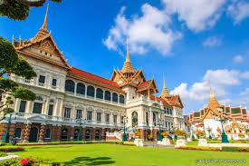 Di Design Thailand The Grand Palace In Bangkok Bangkok Attractions