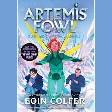 artemis fowl 2 the arctic incident audiobook by eoin colfer