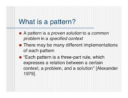 What Is Pattern Interesting Fluid Design Pattern Library