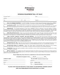 2019 Equipment Bill Of Sale Form Fillable Printable Pdf