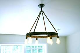 wood beam chandelier diy beaded 6 light and metal canada reclaimed fixtures items similar to barn home improvement adorable chandel