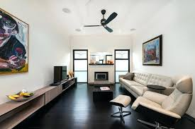 modern black ceiling fan designer ceiling fans living room contemporary with black window trim ceiling image by architecture ltd contemporary black ceiling