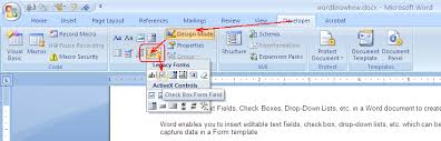 How To Add A Drop Down Box In Word How To Insert A Drop Down List In Word Ms Word Know How