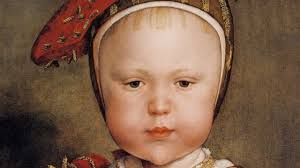 Image result for Prince Edward VI child