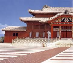 Resultado de imagem para Castelo de Shuri, na ilha de Okinawa, foto