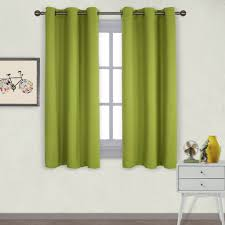 nicetown thermal insulated solid grommet top blackout curtains ds for kid s room