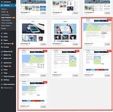 Contact Form In Publisher Has Many Ready To Use Templates