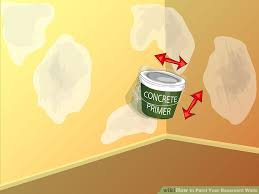 image titled paint your basement walls step 7