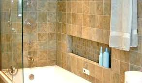 whirlpool tub to shower conversion jetted combo corner