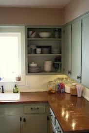 remodelaholic copper countertops tutorial kitchen renovation idea brown paper bag floor tutorial diy copper countertops tutorial 15