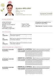 Modelo De Curriculum Vitae En Word Curriculum Vitae Para Descargar En Word Ejemplos Y Modelos De Cv