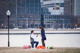 Chicago Marriage Proposal Ideas - The Heart Bandits