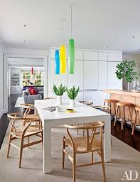 Lighting kitchen pendants Lighting Ideas Vistosi Pendant Lights Purchased At Auction At Phillips De Pury Complement Bespoke Table The Hans Architectural Digest 31 Kitchens With Pretty Pendant Lighting Architectural Digest