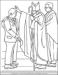 sacrament coloring pages. Interesting Sacrament Sacrament Confirmation Coloring Page Inside Pages L