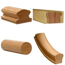 inspiration wooden handrail wood stair railing hardwood hand for garden step outdoor interior nz uk home depot