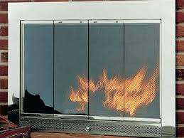 luxury fireplace screens with glass doors or astonishing glass fireplace screens with doors simple design decor