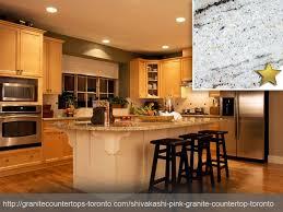 shivakashi pink granite countertop design idea