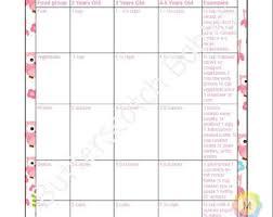 Food Diary Charts Bismi Margarethaydon Com